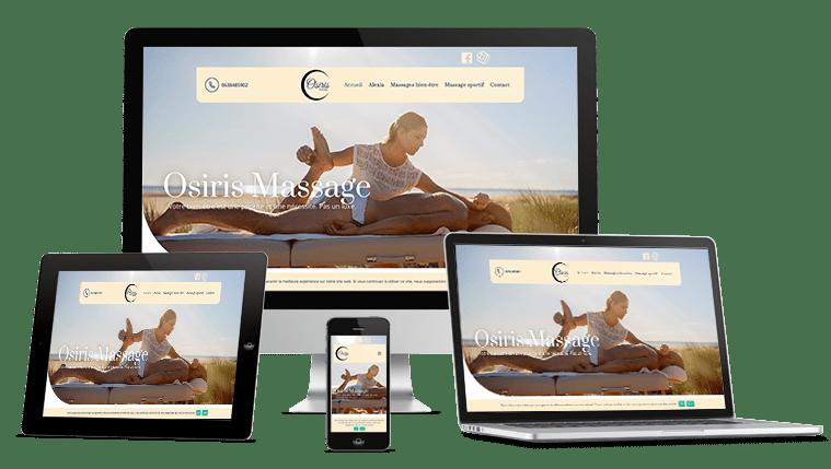 Mickaël Petit est créateur de sites responsive adaptés aux écrans