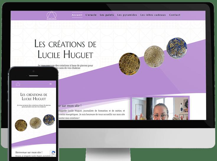 Mickaël Petit est créateur de sites responsive pour internet et adaptés à tous les écrans