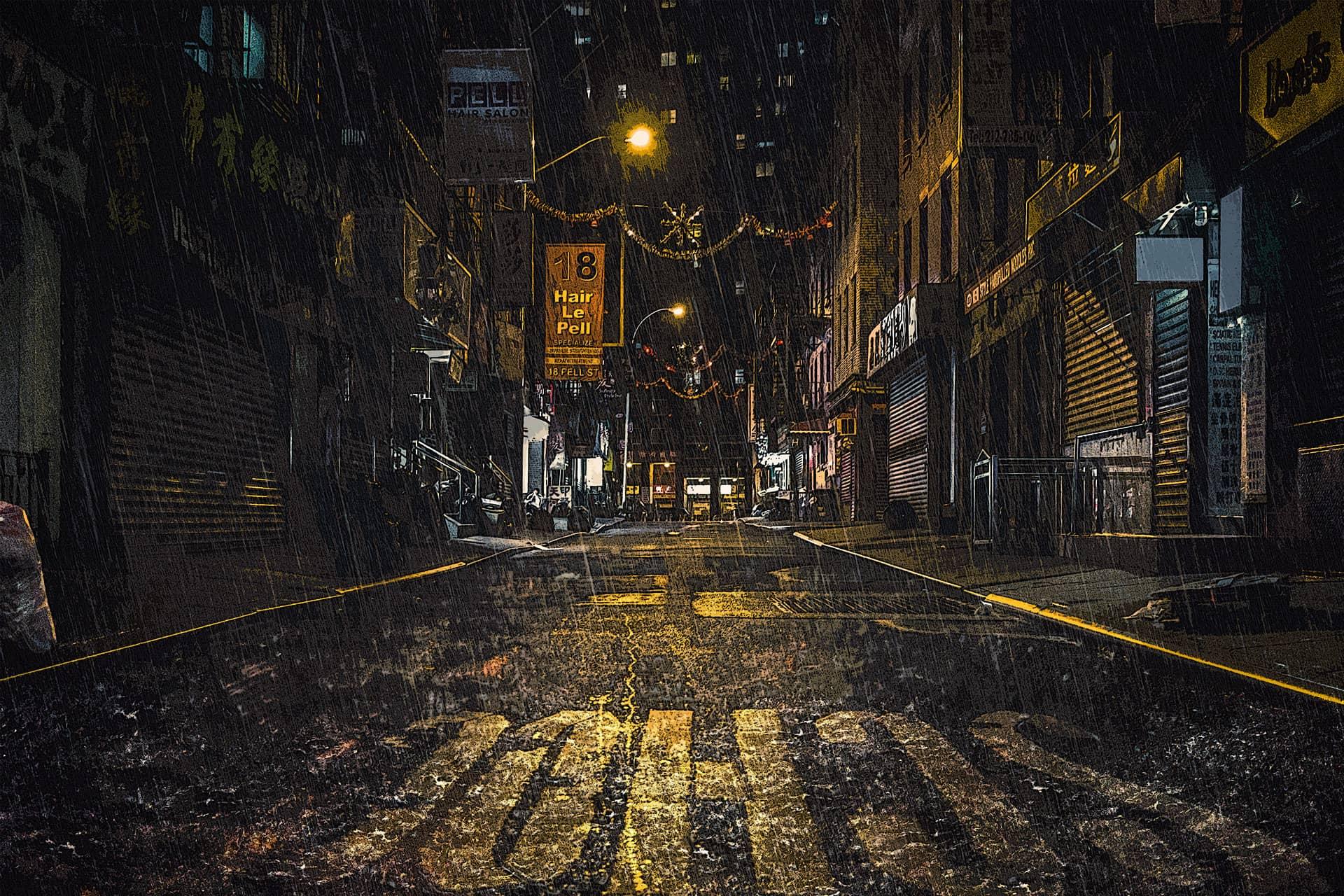Une création Photoshoip réalisée par Mickaël Petit - créateur de sites web en région parisienne - Speed Art