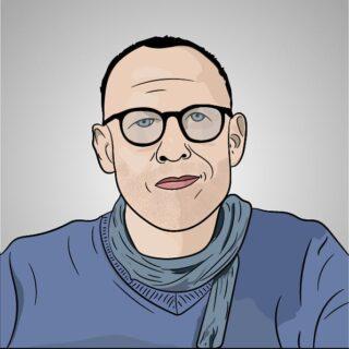 Création Illustrator du jour : portait d'@emmanuel.correia  Vous pouvez suivre ses excellents tutos sur son site https://emmanuelcorreia.com/  #illustrator #adobeillustrator #adobe #visualart #graphism #webdesigner #repost #instaartist #tutos #artinspiration #artoninstagram #cartoon #artist #artiste #portrait #drawing #dessin #emmanuelcorreia #artistsoninstagram #artoftheday