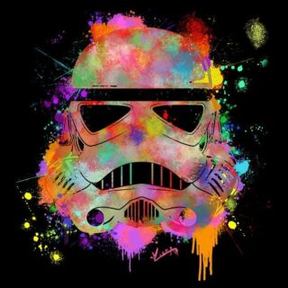 On the painting side of the force  #photoshop #artist #graphicdesign #graphist #painting #starwars #stormtrooper #creation #illustrator #adobe #graphism #repost #pictureoftheday #instagram #original #theforce  #georgelucas #motiondesign