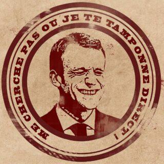Création du jour : un coup de tampon !  #photoshop #webdesigner  #adobe #pictureoftheday #adobephotoshopcc  #paris #france🇫🇷 #france  #politics #motiondesigner #motiondesign #graphicdesigner #repost #politique  #photopassion #president #artoninstagram #macron #menteur #liar #stamp #tampon #lrem #government @joeystar_r_dah_punkfunkhero #digital #digitalart #digitalartwork